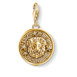 Charm pendant zodiac sign Leo from the Charm Club Collection collection in the THOMAS SABO online store