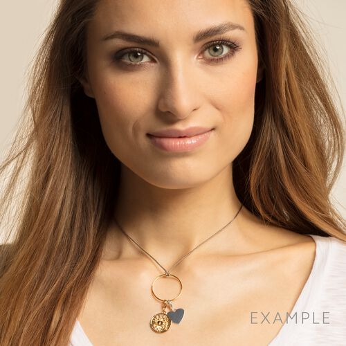 "Charm pendant ""zodiac sign Gemini"" from the  collection in the THOMAS SABO online store"