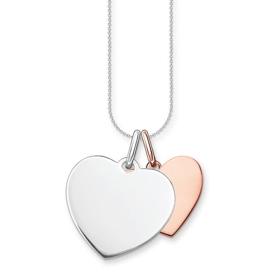 chaîne de la collection Love Bridge dans la boutique en ligne de THOMAS SABO