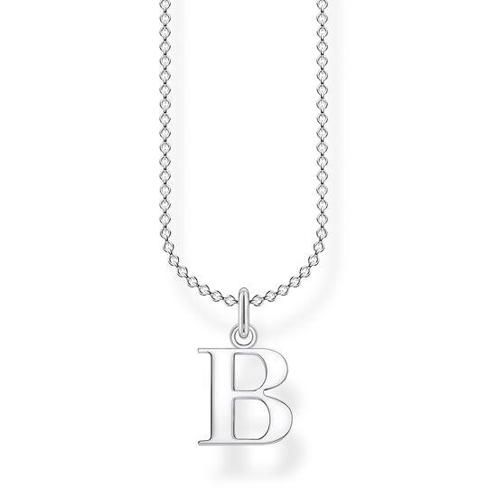 Kette Buchstabe B aus der Charming Collection Kollektion im Online Shop von THOMAS SABO