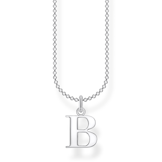 Necklace letter B from the Charming Collection collection in the THOMAS SABO online store