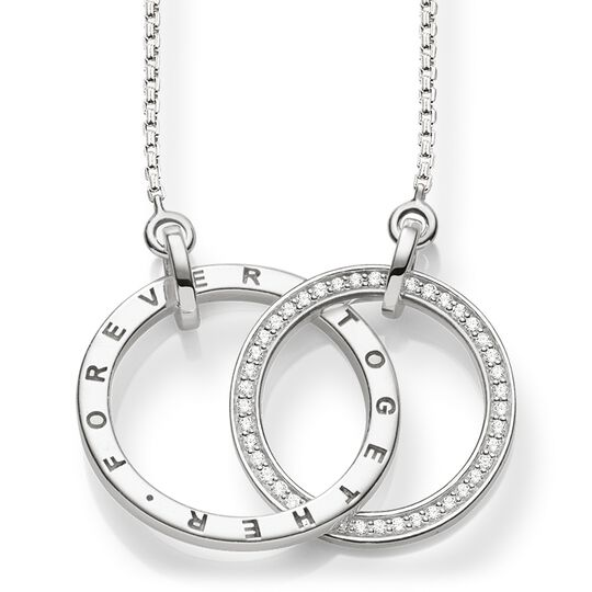 necklace TOGETHER FOREVER  from the Glam & Soul collection in the THOMAS SABO online store