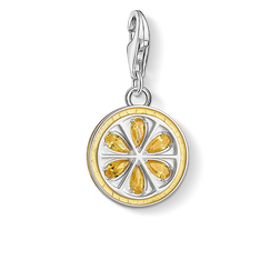 pendentif Charm citron de la collection Charm Club Collection dans la boutique en ligne de THOMAS SABO