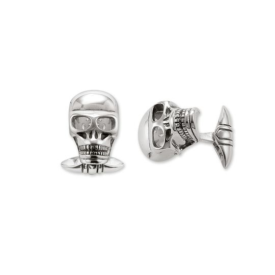 cufflinks skull from the  collection in the THOMAS SABO online store