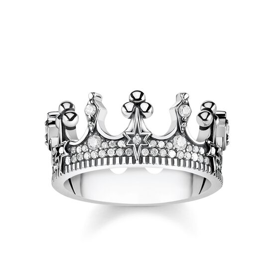 TS Crown Ring