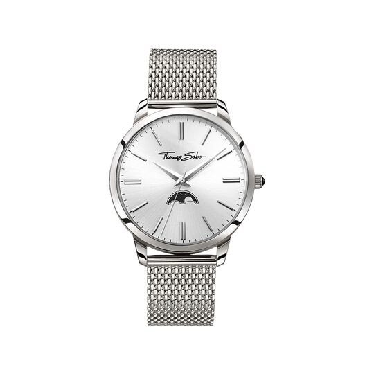 men's watch Rebel Spirit Moonphase from the  collection in the THOMAS SABO online store