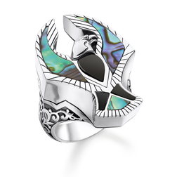 "Ring ""Adler"" aus der Rebel at heart Kollektion im Online Shop von THOMAS SABO"