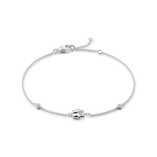 bracelet fleur de lotus de la collection Glam & Soul dans la boutique en ligne de THOMAS SABO