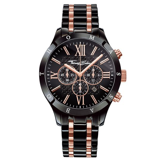 Montre pour homme REBEL URBAN de la collection Rebel at heart dans la boutique en ligne de THOMAS SABO