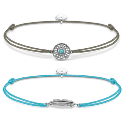 "Bracelet Set ""little Secret"" from the Glam & Soul collection in the THOMAS SABO online store"