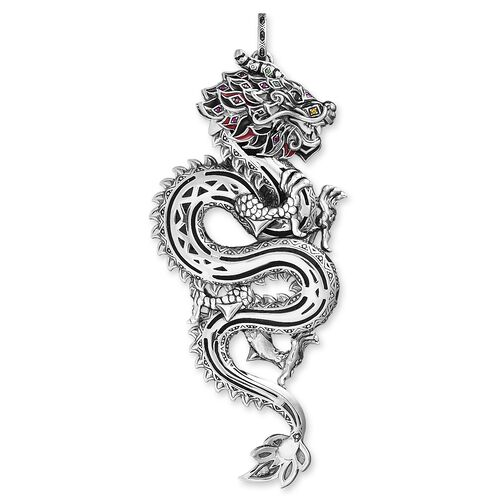 """pendant """"Chinese dragon"""" from the Glam & Soul collection in the THOMAS SABO online store"""