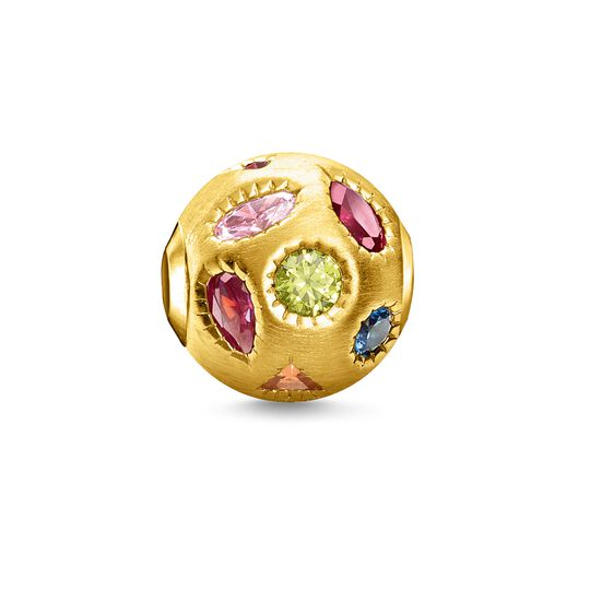 Bead pietre multicolor from the Karma Beads collection in the THOMAS SABO online store