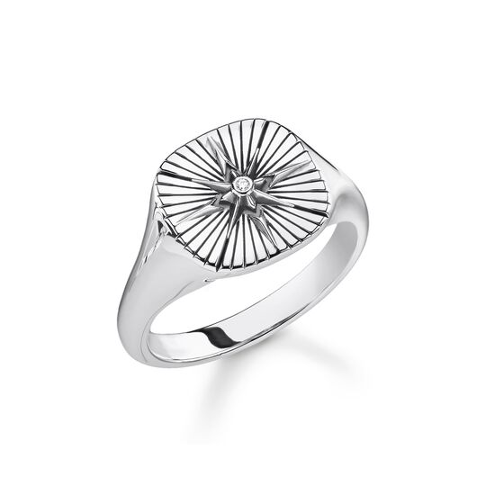 ring vintage star from the  collection in the THOMAS SABO online store