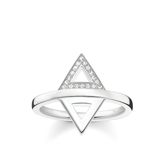 ring from the Glam & Soul collection in the THOMAS SABO online store