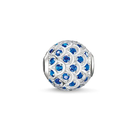 "Bead ""blue fish"" from the Karma Beads collection in the THOMAS SABO online store"