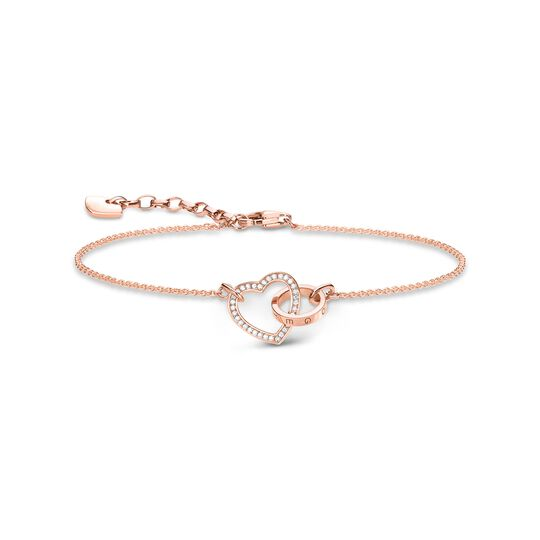 bracelet heart together forever from the  collection in the THOMAS SABO online store