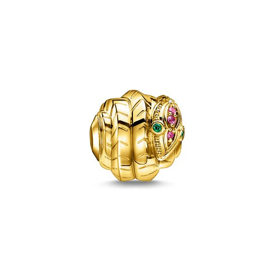 Bead snake gold from the  collection in the THOMAS SABO online store