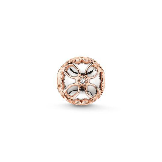 Bead flor de loto de la colección Karma Beads en la tienda online de THOMAS SABO
