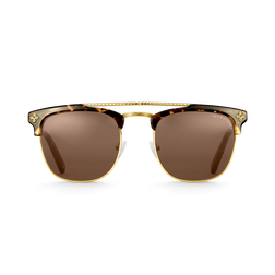 Sunglasses James cross Havana trapeze from the  collection in the THOMAS SABO online store