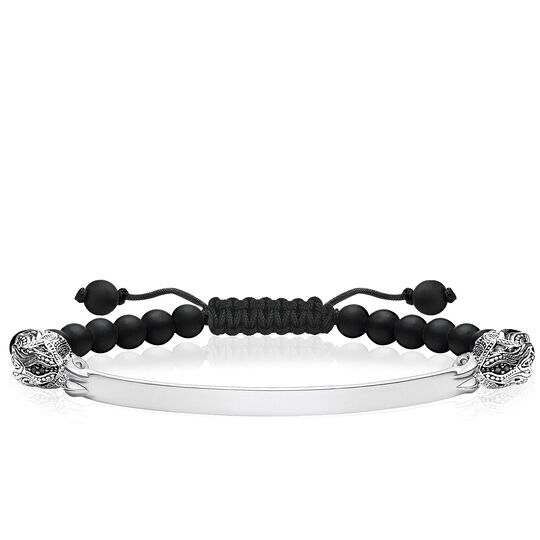 """bracelet """"falcon"""" from the Love Bridge collection in the THOMAS SABO online store"""