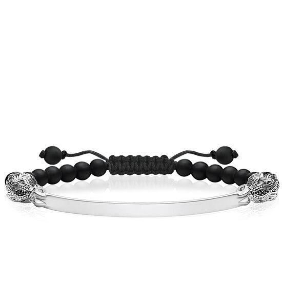 1314551c62516 THOMAS SABO Rebel at Heart Love Bridge bracelet