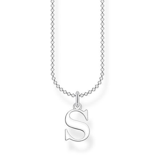 Kette Buchstabe S aus der Charming Collection Kollektion im Online Shop von THOMAS SABO
