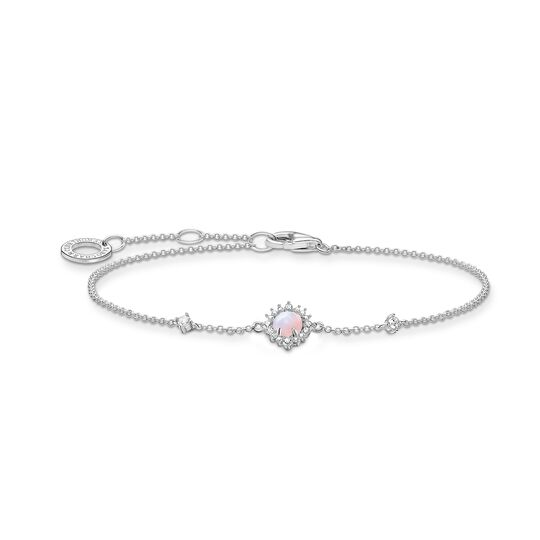 Bracelet vintage opal-coloured stone from the Charming Collection collection in the THOMAS SABO online store