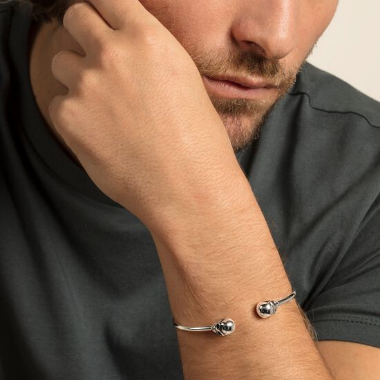 bracelet jonc de la collection Rebel at heart dans la boutique en ligne de THOMAS SABO