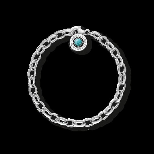 bracelet Charm turquoise de la collection Charm Club dans la boutique en ligne de THOMAS SABO