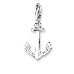 Charm pendant anchor from the Charm Club Collection collection in the THOMAS SABO online store