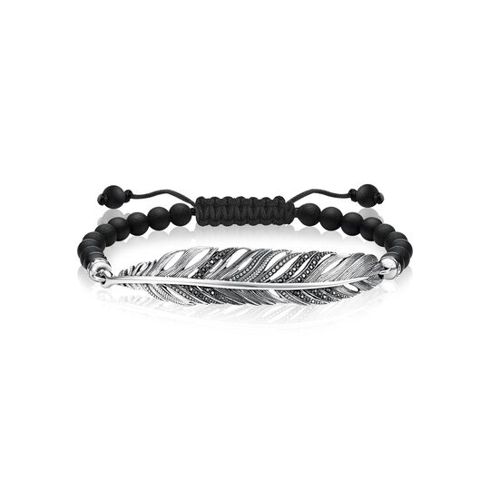 bracelet plume de la collection  dans la boutique en ligne de THOMAS SABO