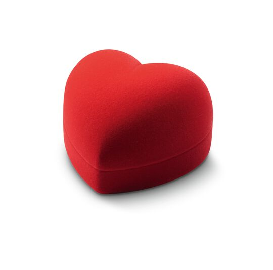 Heart-shaped box from the  collection in the THOMAS SABO online store