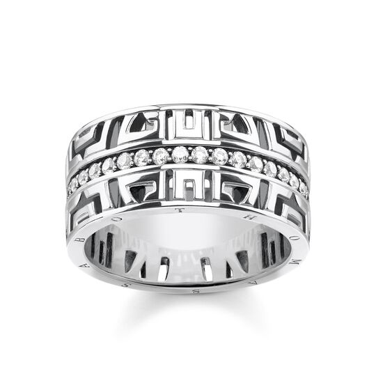"""Ring """"asiatische Ornamente"""" aus der Glam & Soul Kollektion im Online Shop von THOMAS SABO"""