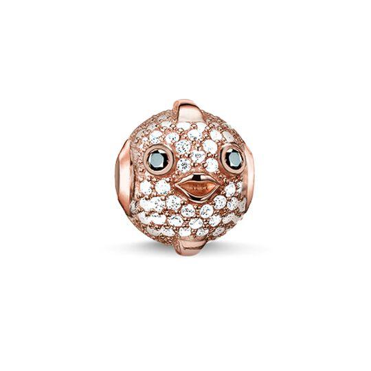 Bead pez globo fugu de la colección Karma Beads en la tienda online de THOMAS SABO