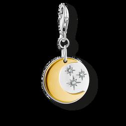 """Charm-Anhänger """"Mond & Sterne"""" aus der  Kollektion im Online Shop von THOMAS SABO"""