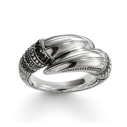 "Ring ""Kralle"" aus der Rebel at heart Kollektion im Online Shop von THOMAS SABO"