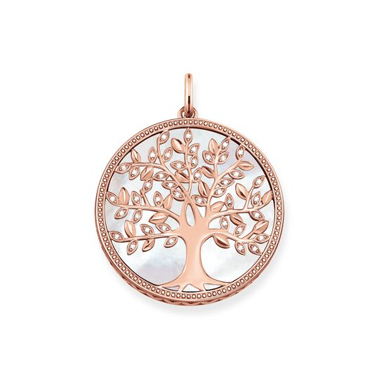 pendant Tree of Love white from the  collection in the THOMAS SABO online store