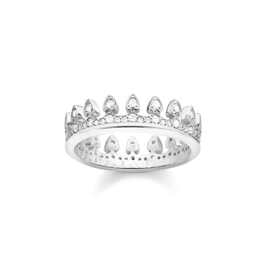 ring crown from the  collection in the THOMAS SABO online store
