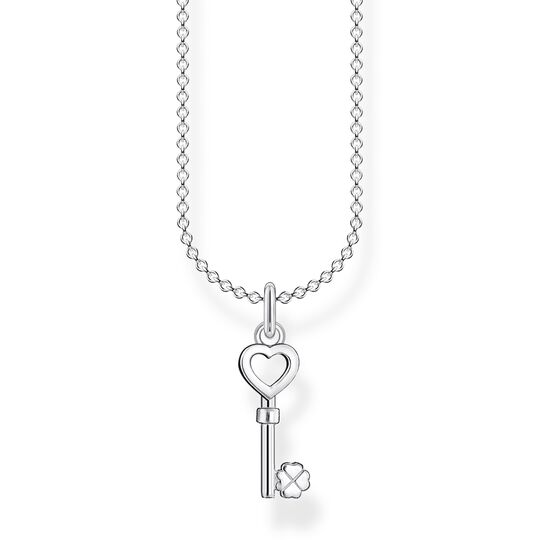 Necklace key heart from the Charming Collection collection in the THOMAS SABO online store