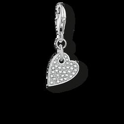 """pendentif Charm """"cœur LOVE"""" de la collection  dans la boutique en ligne de THOMAS SABO"""