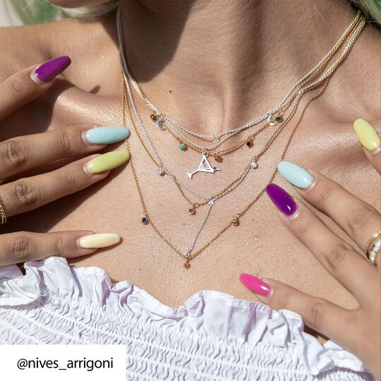 """LOOK BY """"NIVES_ARRIGONI"""" from the  collection in the THOMAS SABO online store"""