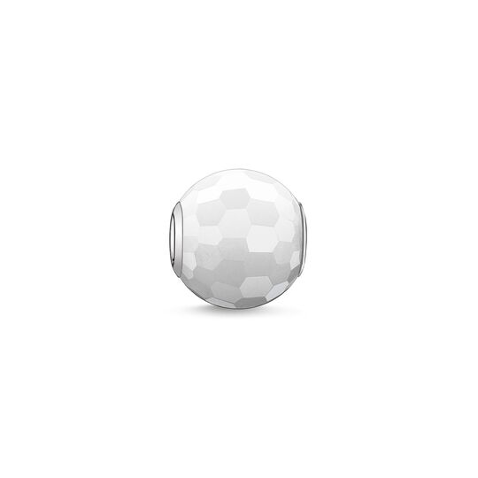 Bead jade blanc de la collection Karma Beads dans la boutique en ligne de THOMAS SABO