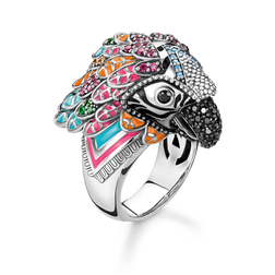ring parrot from the Glam & Soul collection in the THOMAS SABO online store