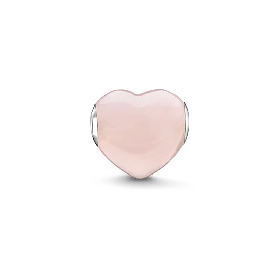 "Bead ""cuore rosa"" from the Karma Beads collection in the THOMAS SABO online store"