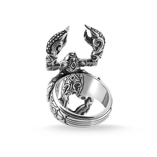 """Ring """"Skorpion"""" aus der Rebel at heart Kollektion im Online Shop von THOMAS SABO"""