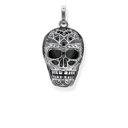 pendant Maori skull from the Rebel at heart collection in the THOMAS SABO online store