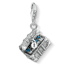 Charm pendant treasure chest from the  collection in the THOMAS SABO online store