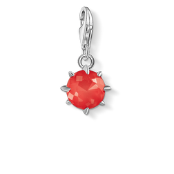 Charm pendant birth stone July from the Charm Club Collection collection in the THOMAS SABO online store