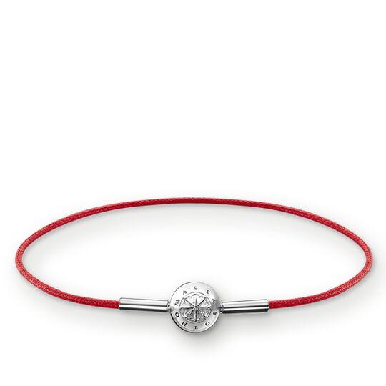 """pulsera para Beads """"rojo"""" de la colección Karma Beads en la tienda online de THOMAS SABO"""