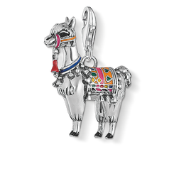 Charm pendant llama from the Charm Club Collection collection in the THOMAS SABO online store